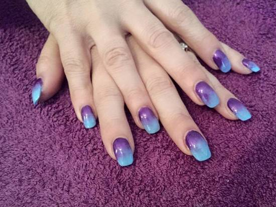 Acrylic nail salon in wakefield nails at the mulberry for Acrylic nails salon prices