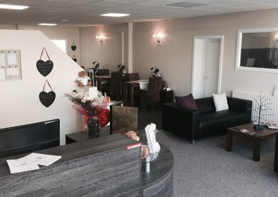 The Mulberry House Beauty Spa Area